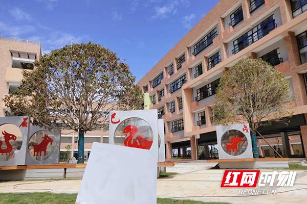 株洲荷塘区再添新小学美的学校9月1日正式开学贤小学招生实验丰图片