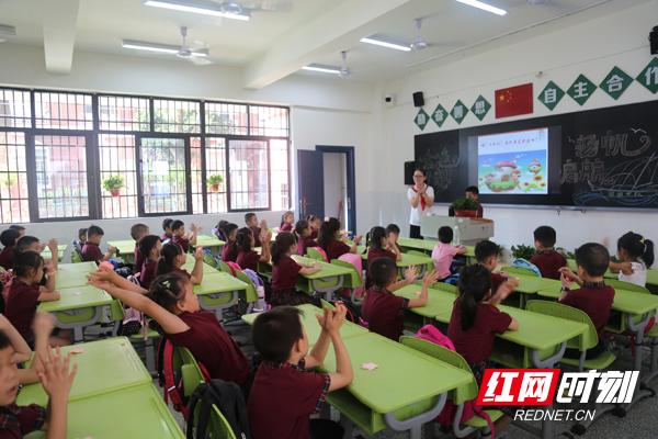 成长吧,小历史--白杨坡小学白杨第一课开课的清河县小学最好图片