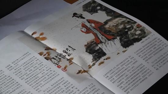 鹤城区老年书画诗联协会表彰展览优秀作品