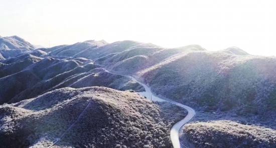 长沙到沩山风景区