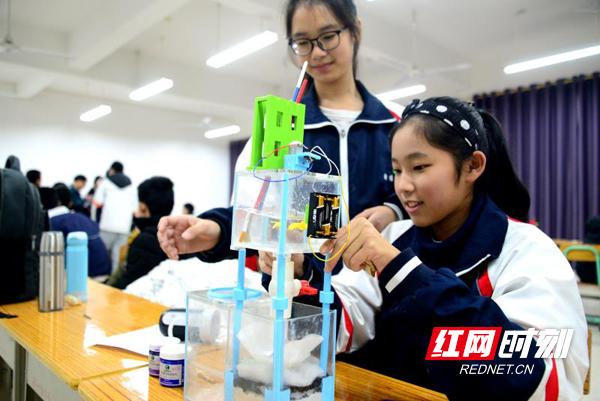 青少年科技创新大赛_第33届衡阳市青少年科技创新大赛落幕 58个一等奖出炉