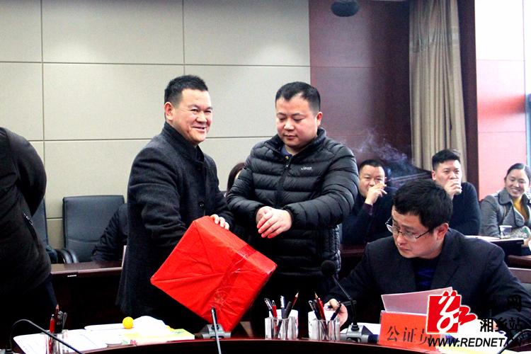 中国时时彩湖南 电力科技创业园13家入园时时彩企业 完成项目选址