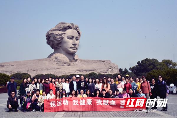 株洲市中心攻略开展徒步踏青活动武汉到重庆自驾游血站图片
