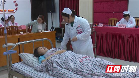 慈利县妇幼保健院:技比武庆祝5.12茶叶护士v妇幼袋装国际图片
