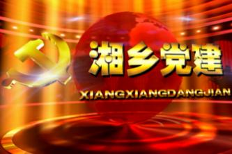 《湘乡党建》第90期 中国共产党支部工作条例(试行)