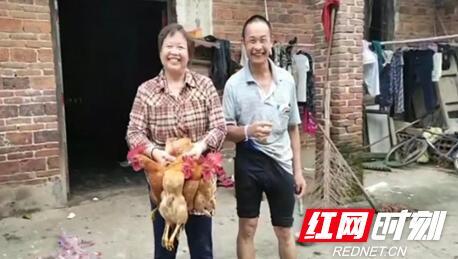 """""""你养我销"""" 衡东社会扶贫搭起""""连心桥"""""""