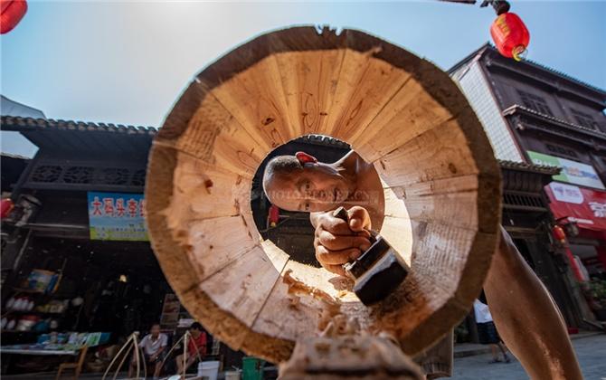 红图丨浦市印象:深山中的旧时光