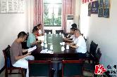 周俊文到育塅乡调研农业农村工作,提出了这些要求…