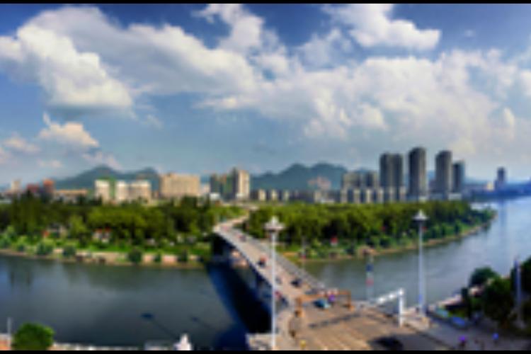 """壮丽70年 奋斗新时代——湘乡:古城换""""新颜"""" 发展开启""""加速度"""""""
