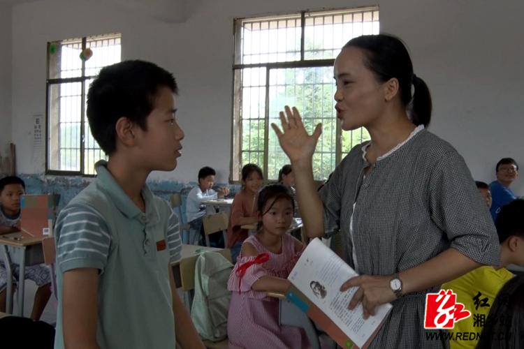 【身边的好老师】范江玲:痴心乡村教育 只为桃李竞开