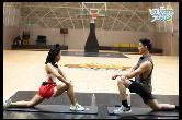 王菊丸子头脏辫造型大胆前卫 黄柏钧化身健身教练超严格