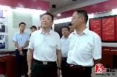昨天,副省长陈飞来湘乡,到了这几个地方