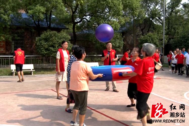 【庆祝新中国成立70周年】昆仑桥街道湘碱社区举办第二届全民健身运动会