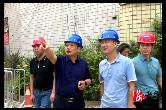 双峰县考察团来湘乡学习融媒体中心建设经验