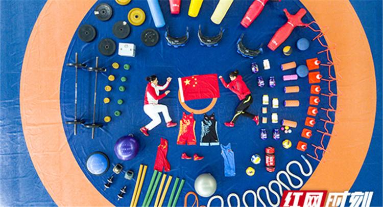 开箱湖南接龙⑥丨十年如一日,湖南摔跤选手怎样走向东京奥运会