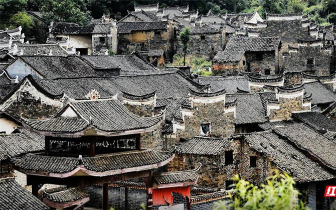 """湖湘文物新""""国保""""丨这处六百多年历史的村 被誉为""""湘南第一村"""""""