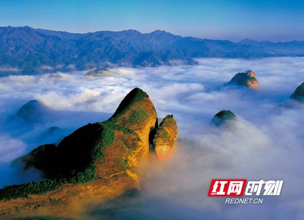 湖南新宁:好风景带来好前景