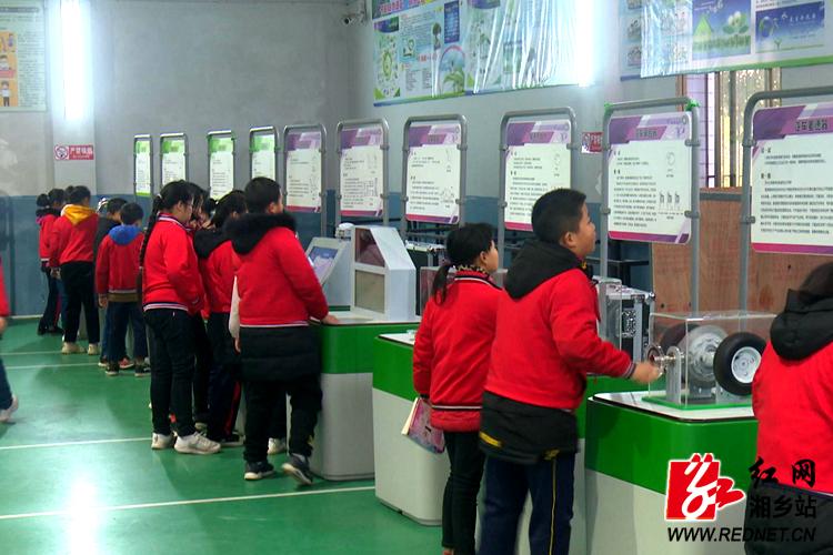 中国流动科技馆湖南湘乡站第二轮巡展:6万多人次感受科技魅力