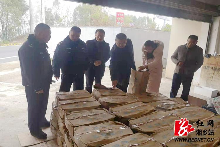 毛田镇:多部门联合开展水府庙服务区节前检查