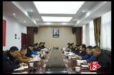 湘乡2020年春节期间禁燃工作安排部署会召开