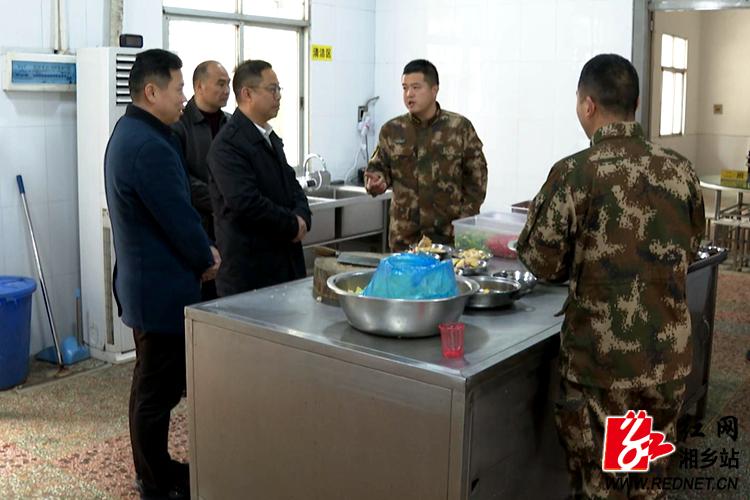 【温暖过年】彭瑞林周俊文等看望慰问武警官兵和消防指战员