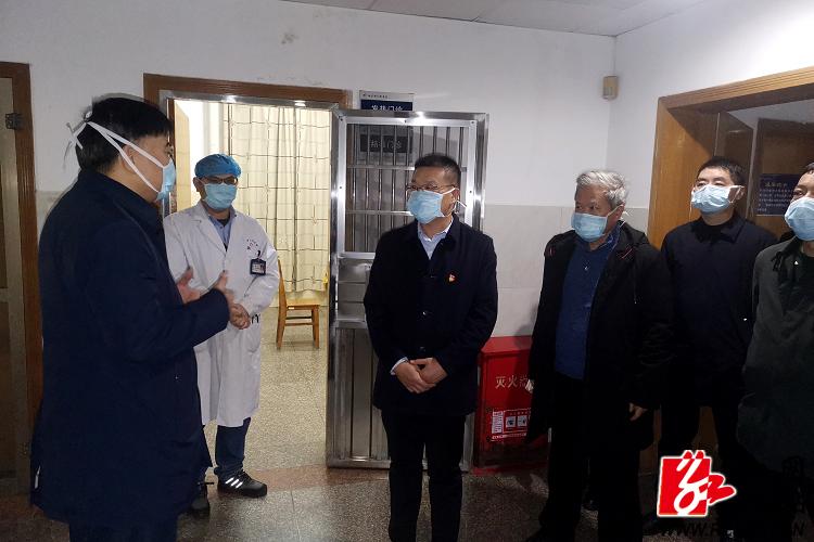 """湘乡市政府实施""""八个必须"""" 切实做好新型冠状病毒感染肺炎防控工作"""