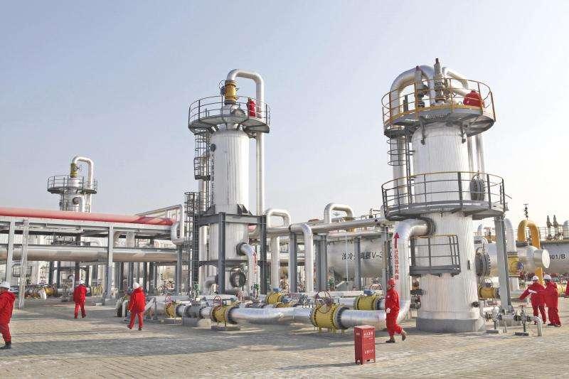 呼图壁储气库累计输气超78亿立方米