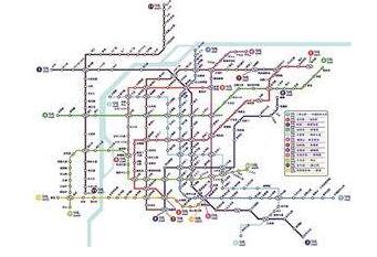 地铁6号线河西段最长车站顺利封顶