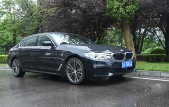 诠释BMW的科技与豪华 试宝马530Li xDrive