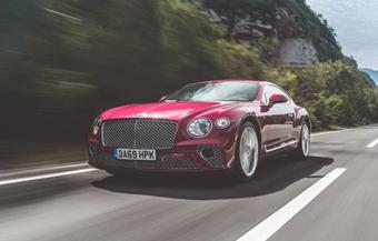 时间抑制剂 试驾2020款宾利欧陆GT V8