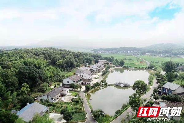 湘阴燎原村获评全国文明村