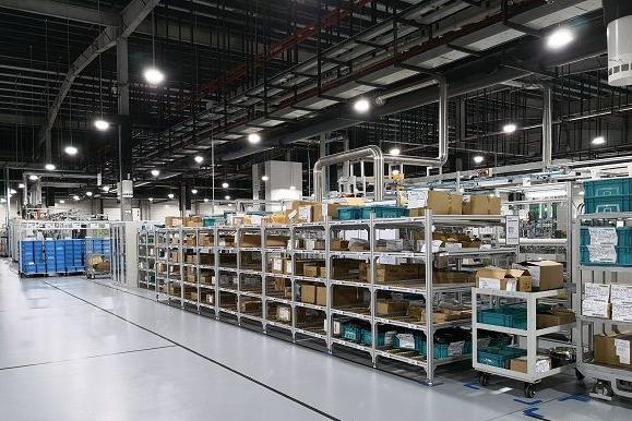索恩格汽车部件(中国)有限公司新工厂开业 徐宏源出席相关活动