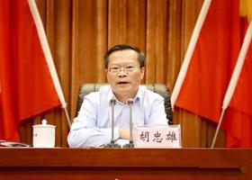 中国(长沙)家居建材博览会开幕 胡忠雄姜明出席