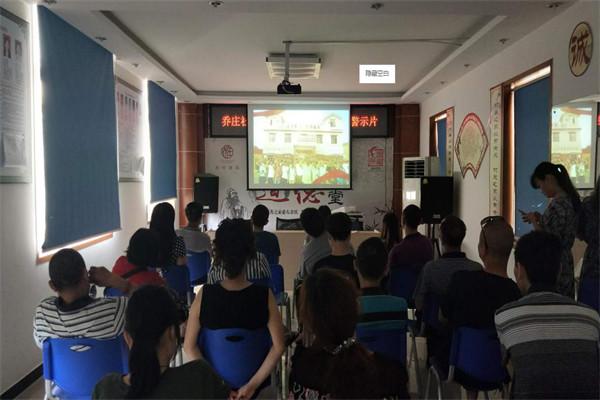 警钟长鸣!长沙文艺路街道掀起安全生产警示教育热潮