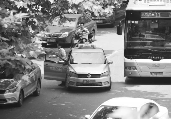 长沙公共客运行业4月服务质量排名发布 出租车平均分较低