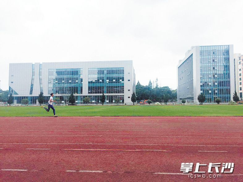 长沙百年老体育场将成全民健身中心 最快年内启用
