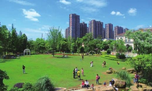 未来5年长沙将新增115处公园 其中特色公园25处