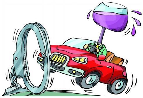 长沙交警周末夜查交通违法近千起 涉酒驾驶违法逾一成