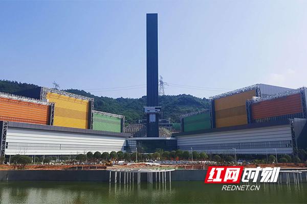 """""""上岗""""67天 长沙生活垃圾清洁焚烧项目累计发电1.4亿度"""