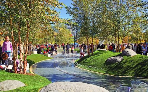 今年长沙将新增74个城市公园 建44条林荫道路30个林荫广场