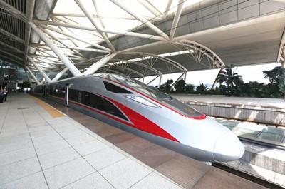 上海至长沙增开复兴号
