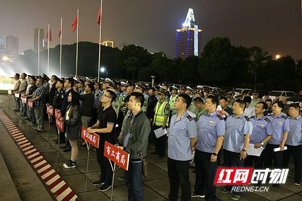 """联合执法护航""""三考"""" 长沙市严控噪声污染源"""