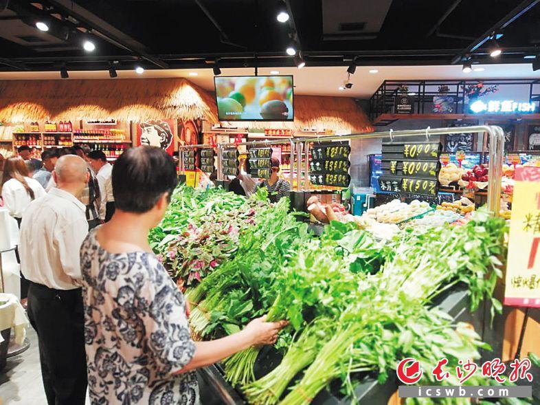 构建15分钟生活圈 长沙将新建改造110多个生鲜农产品市场
