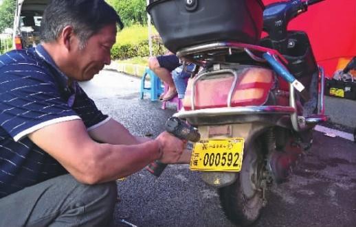 长沙实行电动车智能防盗监控和备案登记制 60天内未追回可理赔