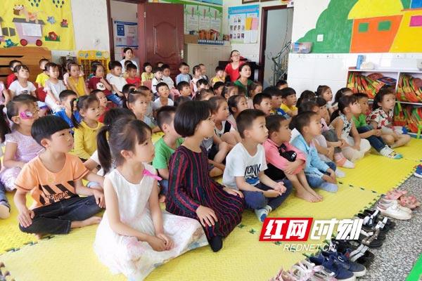 """呵护幼儿成长 生命教育从""""娃娃抓起"""""""