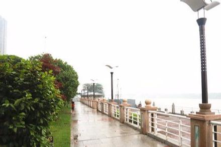 堤防综合改造 湘江东岸防洪能力将升至200年一遇