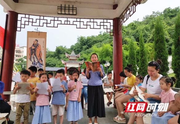 嘉禾县激发民间力量 做活文化传承