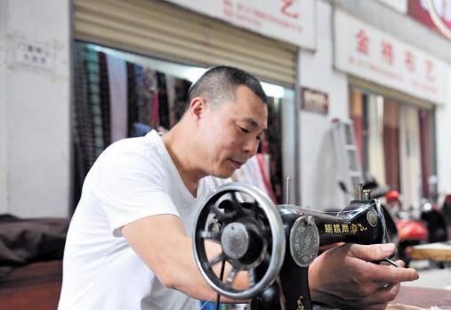 """""""一机难求""""的缝纫机历经时代变迁 随着消费升级重获市场青睐"""