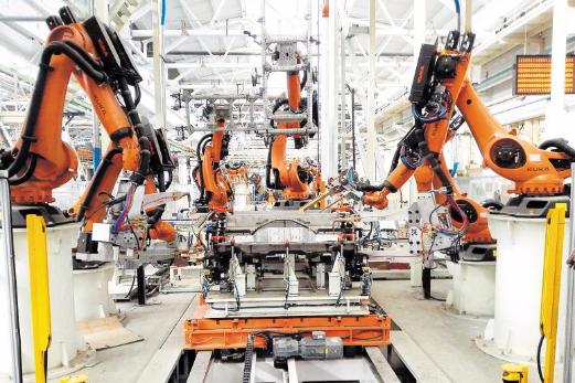 """长沙""""链""""上人工智能 机器人产业集聚区力争挺进全国5强"""