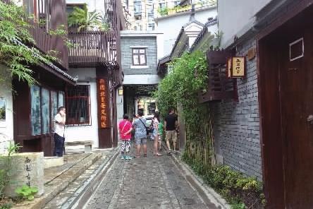 长沙今明两年建成64公里历史文化步道